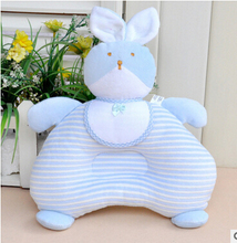 Newborn Baby Infant Anti-roll Support Positioner Head Soft Sleeping rabbit Pillow Safe Correct Baby's Sleeping Posture HB008