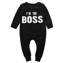 Повседневное осень для новорожденных для маленьких мальчиков Обувь для девочек дети хлопка с длинным рукавом комбинезон Средства ухода за кожей костюм Одежда Экипировка Playsuit