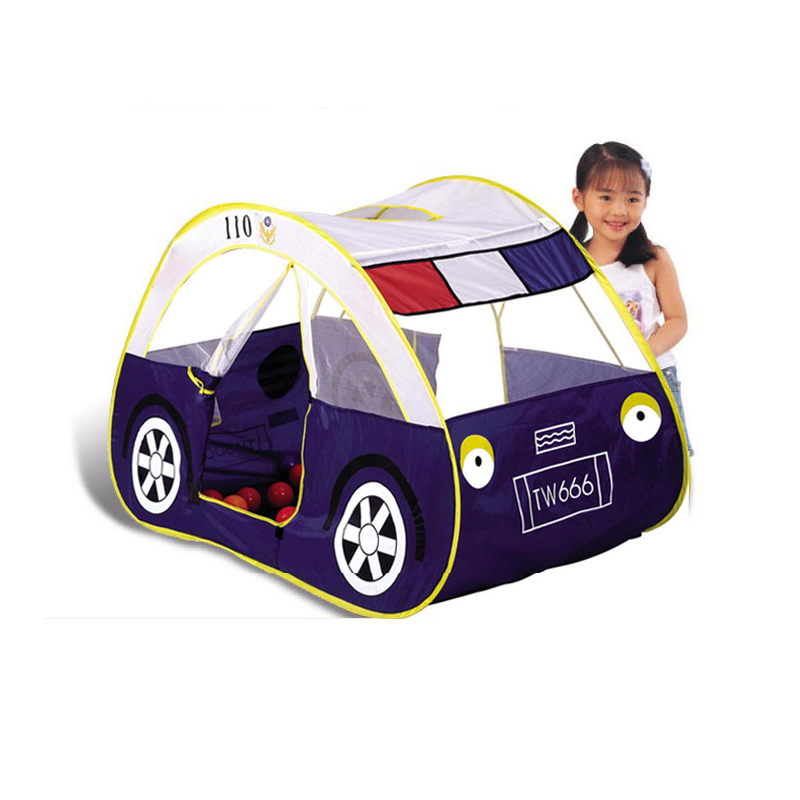 high quality child kids play tent car toy tent large game house indoor outdoor beach play