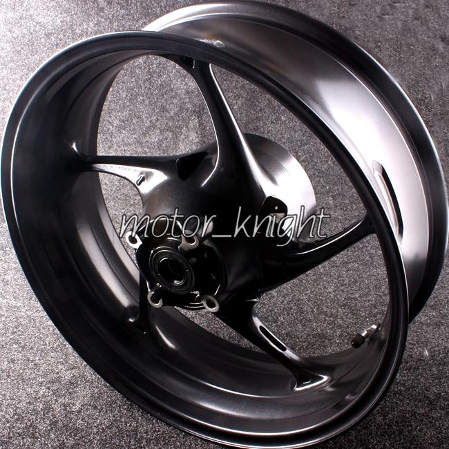 Rear Motorcycle Wheel Rim For Triumph Daytona 675r 2013 2014 Street