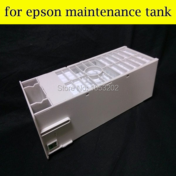 Maintenance Ink Tank For EPSON 9910/7710/9710/7700/9700/7900/9900/9890/7908/9908 Printer Waste Ink Tank best price stable maintenance ink tank for epson surecolor t3070 t5070 t7070 printer waste ink tank