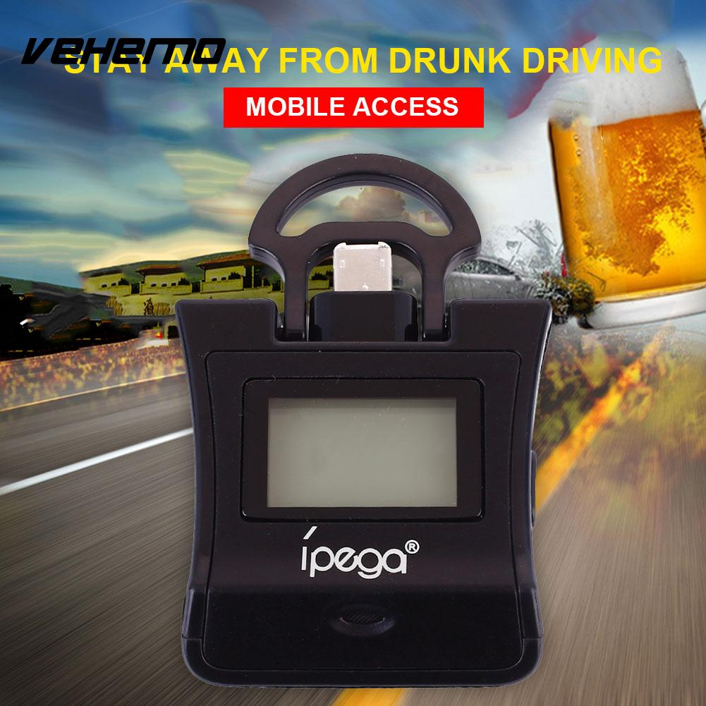Back To Search Resultsautomobiles & Motorcycles Travel & Roadway Product Dutiful Vehemo Digital Breathalyzer Analyzer Alcohol Tester Tool Breath Alcohol Tester For Electronic Device Alcohol Proof Hydrometer Promote The Production Of Body Fluid And Saliva