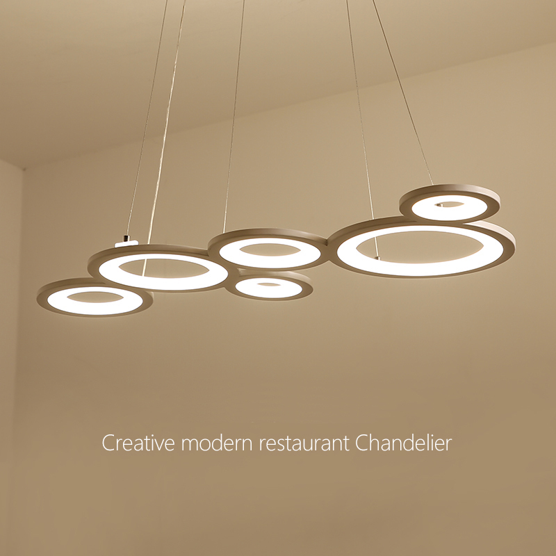 Modern led Pendant Light for Kitchen Dining Room bed Room Suspension luminaire Hanging White Office lighting Pendant Lamp avize lunev