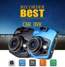 GT300 Mini Night Vision Car DVR 2.4 inch LCD Dashcam Video Registrator Recorder Full HD 1080P G-sensor 4X digital zoom.