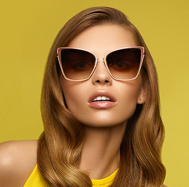 JackJad 2017 New Fashion Women Cat Eye Sunbird Style Sunglasses Woman Sex Brand Design Sun Glasses UV400 Oculos De Sol Feminino