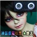 Кристалл Синий Темно-Коричневый Смешанные Акриловые Глаза 14 мм, 16 мм, 18 мм Для BJD Куклы 1/3 1/4 1/6 SD MSD YOSD Luts DOD AS DZ GC9