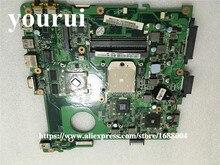 Placa base para portátil Acer aspire 4552, MBNBK06001 MB.NBK06.001, S1, DDR3, prueba completa