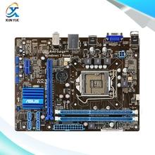 For Asus P8H61-M LX3 Original Used Desktop Motherboard For Intel H61 Socket LGA 1155 For i3 i5 i7 DDR3 16G uATX On Sale