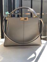 Высокое качество для женщин сумки одежда высшего качества женские сумки для покупок большой размеры LuxuryBrand известный 33 см