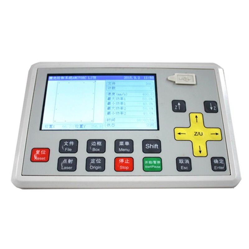 LY 100 W CO2 USB Laser Schneiden Maschine 1060 PRO Mit DSP System Auto fokus Laser Cutter Engraver Chiller 100 0x600mm