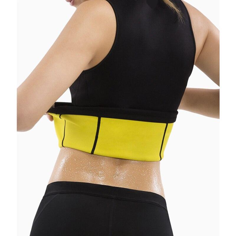 Drop Shipping 2018 Nye Fashion Body Shapers Slankende Midje Slim Vest - Sundhedspleje - Foto 5