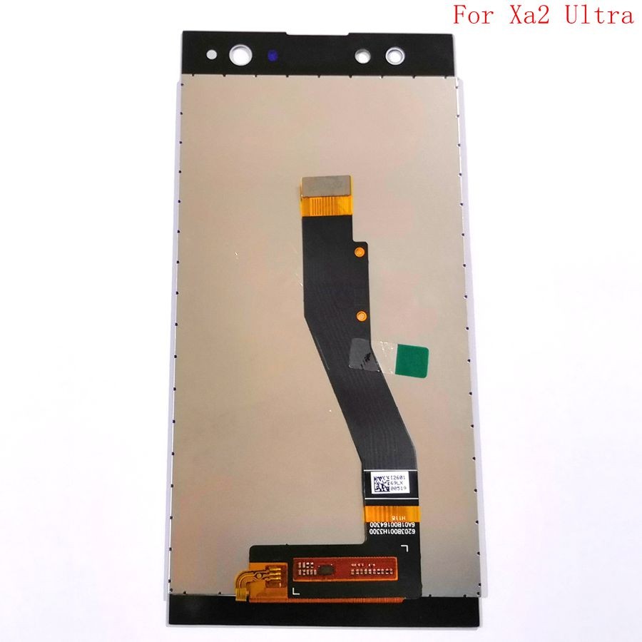 For Sony Xperia XA2 Ultra H4233 H4213 H3213 H3223 Lcd Screen Display WIth Touch Glass Digitizer Assembly ReplacementFor Sony Xperia XA2 Ultra H4233 H4213 H3213 H3223 Lcd Screen Display WIth Touch Glass Digitizer Assembly Replacement