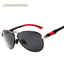 De alta calidad de Conducción gafas de pesca gafas de sol Polarizadas de los hombres marca de lujo para hombre gafas de sol Gafas de controladores gafas de sol hombre