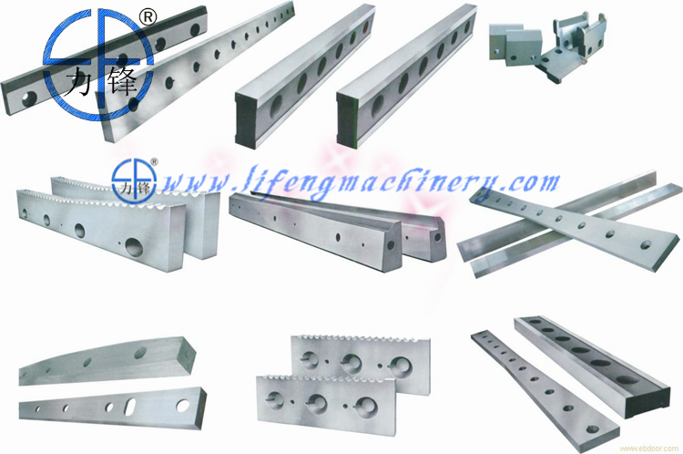 Shearing Blade hydraulic shearing machine blades QC11Y cnc cutting machine font b knives b font