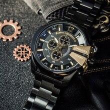 3e56f6f0672f De reloj Diesel 2018 nuevo reloj nuevo de moda de ocio deportivo reloj  DZ4338