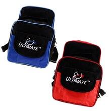MagiDeal Сумка для боулинга с шаром, карманная сумка для боулинга/сумка через плечо с 2 отделениями 23x28x33 см