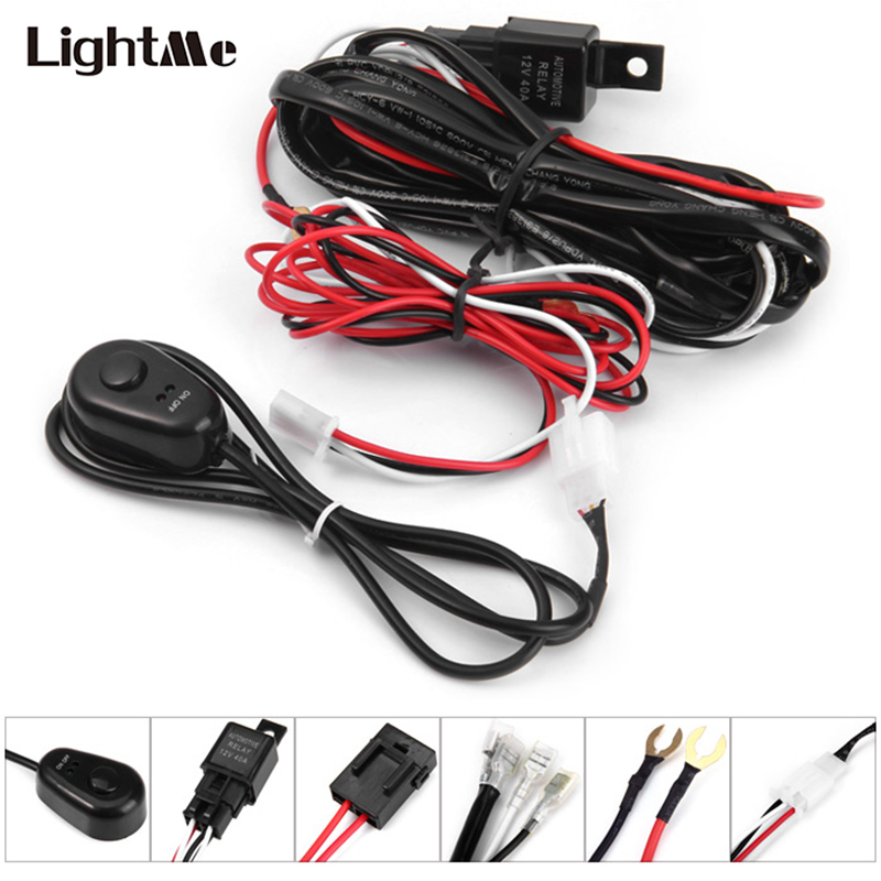 Aliexpress Com   Buy Universal 12v 40a Led Work Fog Light