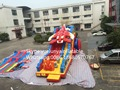 2016 new Factory direct Inflatable slide,Aircraft slides, shuttle slides KY-117