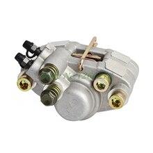 Sale Rear Brake Caliper w/ Brackets Pads For Polaris Trail Boss 325 2000-2002  330 2003 2004 ATV