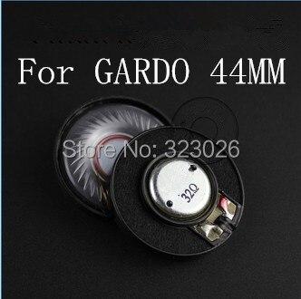 bilder für 44mm lautsprechereinheit angepasst für 50mm shell gehäuse