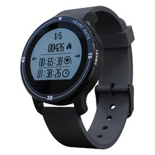 Smartch Bluetooth font b Smart b font watch S200 support IP67 Waterproof Heart Rate Monitor Pedometer