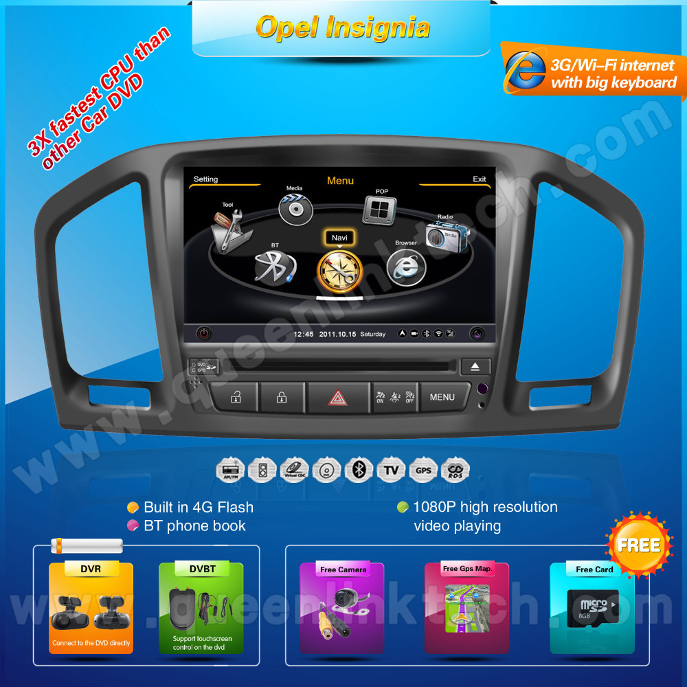 s100 3g a8 cpu 7 39 39 car dvd player for opel insignia. Black Bedroom Furniture Sets. Home Design Ideas