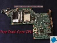595135 001 Motherboard for HP Pavilion DV6 3000 DA0LX8MB6D1 31LX8MB0020