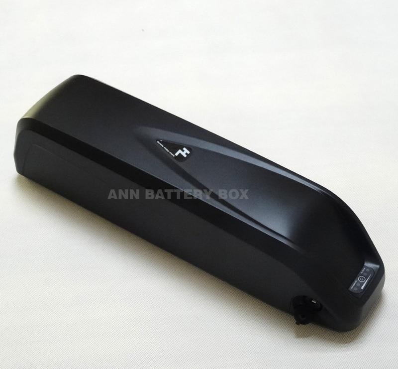 Large Capacity Ebike Battery Plastic Box Case For HaiLong Max E-Bike 48V Durable