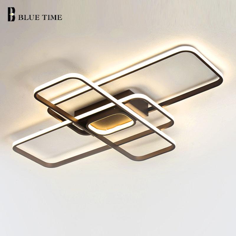 Minimalist Modern Led Chandelier For Living Room Dining Room Bedroom lamp LED Lustres Led Ceiling Chandelier Lighting Fixtures