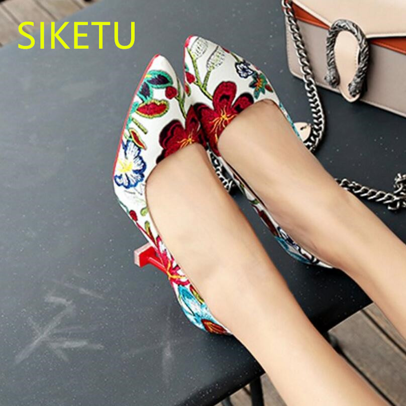 SIKETU Free shipping Spring and autumn women shoes Fashion high heels shoes summer wedding shoes pumps g337 sandals color 2017 free shipping siketu spring and autumn women shoes fashion high heels shoes wedding shoes pumps g174 summer sandals