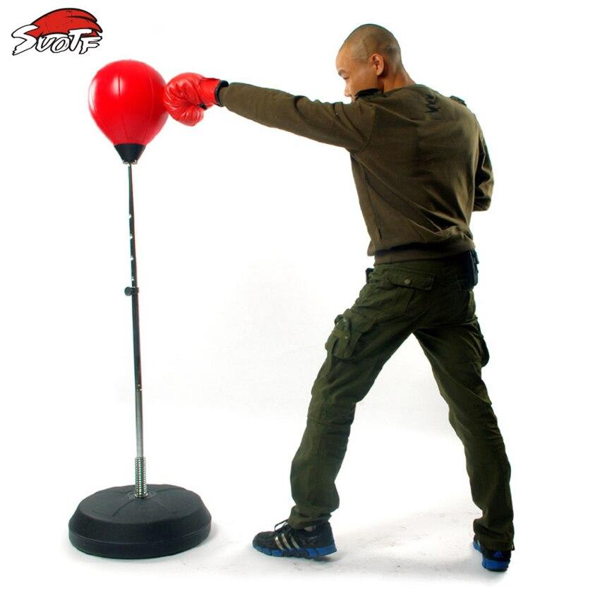 SUOTF adulte fitness boxe poire sport sac de boxe arts martiaux fournitures boxe vitesse balle sac de boxe extrait équipement