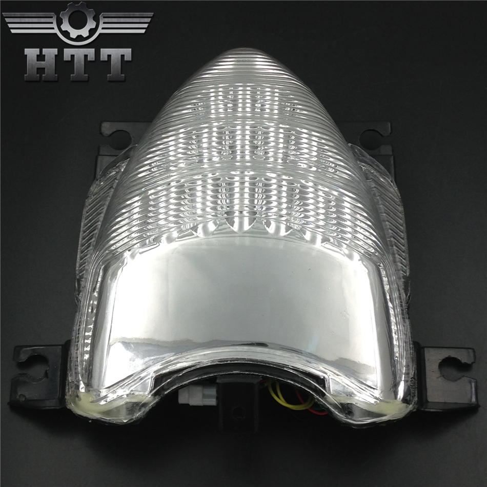 Aftermarket free shipping motorcycle parts LED Tail Light for Suzuki Boulevard M109R VZR1800 LE VZR1800Z M109R2 VZR1800N CLEAR aftermarket free shipping mortor part fit engine guards 1 1 2 for yamaha v star roadstar suzuki boulevard intruder m 90 chromed