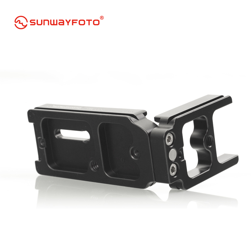 SUNWAYFOTO Quick Release Plate Special L-Bracket Quick Shoe for Sony /α7RII