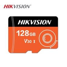 HIKVISION TF карта 256 ГБ 128 Гб 64 ГБ 32 ГБ v30 новая TLC карта памяти cartao de memoria Высокая емкость мини карта памяти SD