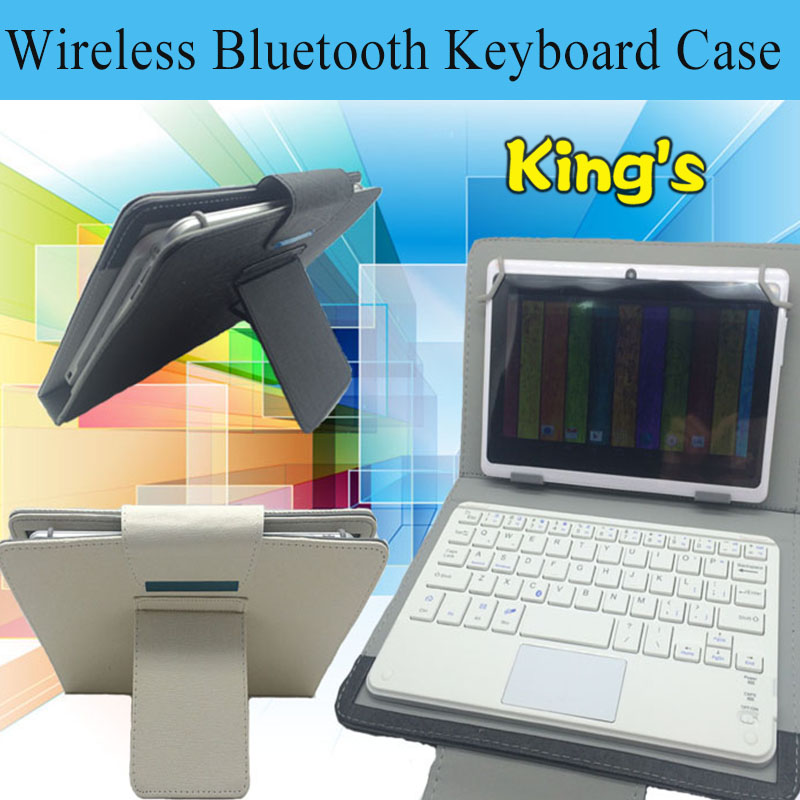 Universal 8 Inch <font><b>Voyo</b></font> A1 mini Tablet PC Wireless Bluetooth <font><b>Keyboard</b></font> Case + free usb cable for gift image