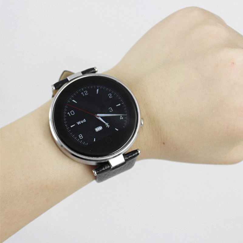 ZGPAX Smart Watch Wearabl Devices Bluetooth Watch Wristwatch Fitness Tracker for Xiaomi iPhone Samsung Huawei Sports