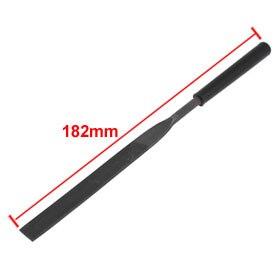 Uxcell Hot Sale 1 Pcs 182mm Length Black Plastic Handle