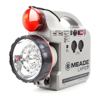 Meade Multi function 12V7A Rechargeable Power Supply LXPS7 for Celestron Meade Sky watcher GOTO Astronomical telescope