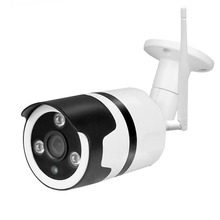 TYiYewh B1 Outdoor Security IP Camera - 2MP 1080P FHD Home Surveillance Camera With Motion Detection, Two Way Audio, Email Alert solar power ip camera waterproof ip67 outdoor 1080p monitor pir motion detection two way audio surveillance cctv camera meisort