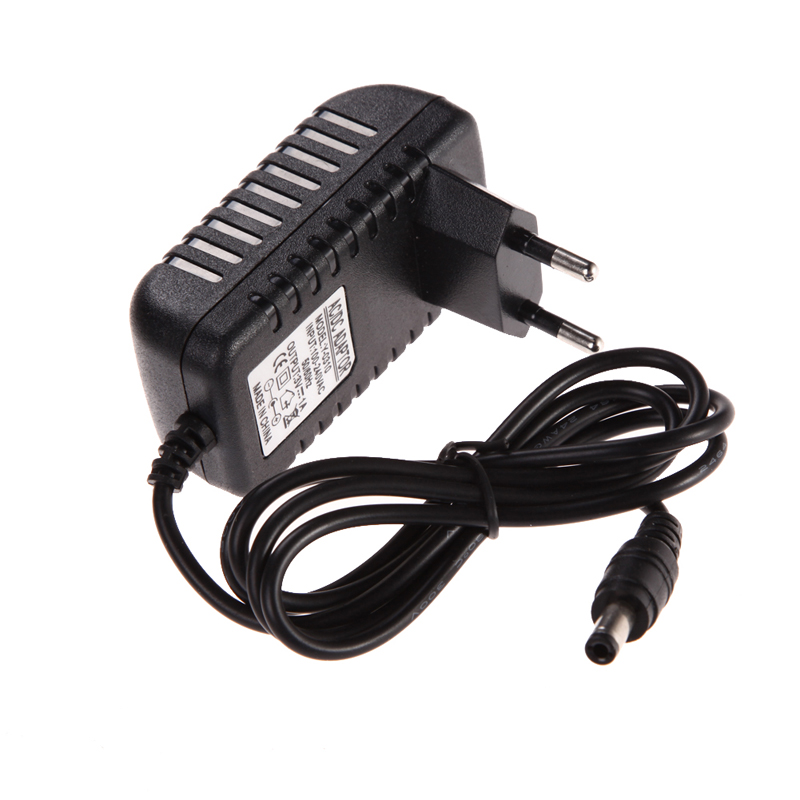 цена на AC DC Adapter DC 3V 1A AC 100-240V Converter Adapter Charger Power Supply EU Plug Power DC 5.5 x 2.5MM 1000mA Charger