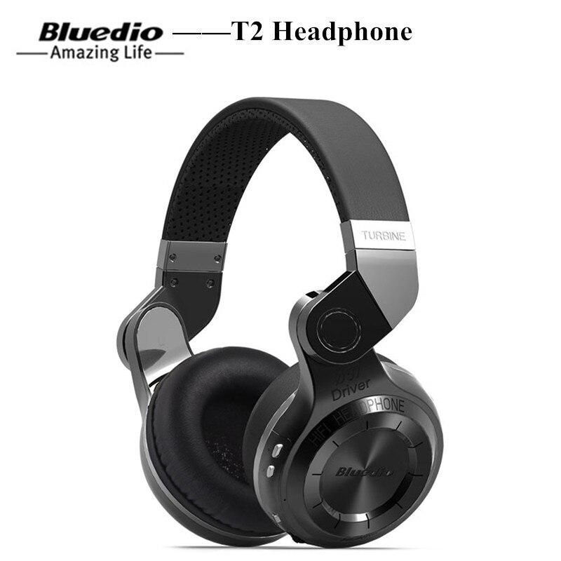 Bluedio T2 Drahtlose Bluetooth Kopfhörer Faltbare Stil Bluetooth V4.1 EDR Wireless Bluetooth Headset Für Handy PC