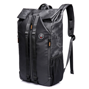 Image 2 - TANGCOOL  Men Fashion Backpack 15.6' Laptop Backpack Bag Waterproof Backpack Daily School Rucksack for college student