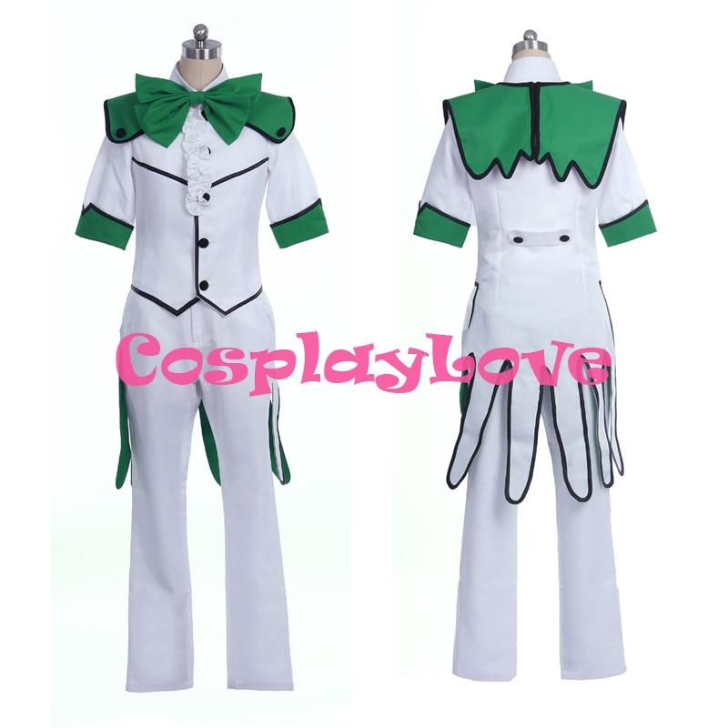 New Japanese Anime Cute High Earth Defense Club Love! Binan Koukou Chikyuu Bouei Bu Love! Cosplay Costume Custom Made