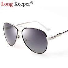 ebb6b14ab05fe Longo Goleiro Designer De Luxo Das Mulheres Dos Homens Polarizados Óculos  De Sol Da Marca Condução