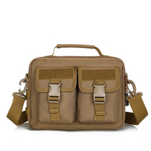 Military uniform commuter slung handbag tactical shoulder bag sports waterproof camping outdoor chest