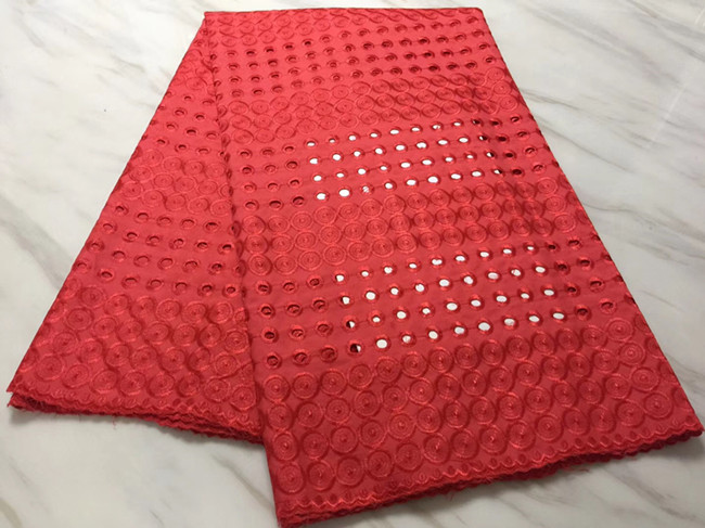 Lace Promotion 5yards African Swiss Voile Lace Latest African Laces 2018 Nigerian Lace Fabrics For Wedding Dress Cotton Lace Pl-e40 Home & Garden