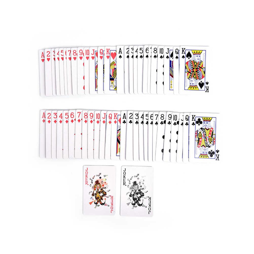 1 Deck Nieuwe Hot Selling Magic Poker Stripper Gemarkeerd Truc Speelkaarten Merk Svengali Taper