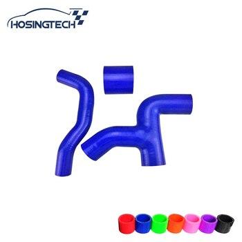 HOSINGTECH-สำหรับI Mpreza WRX/STi GDB 00-07 (Ver.7-9)ซิลิโคนt urbo inter coolerท่อชุด