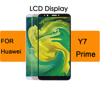 For Huawei Y7 2018 / Y7 Pro 2018 / Y7 Prime 2018 LCD Display Touch Screen Digitizer Assembly Frame