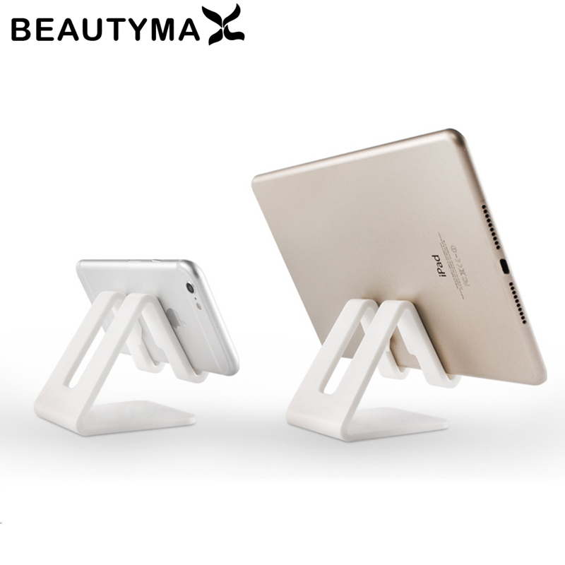 Useful Tablet Holder Cell Phone Holder Stand Mount Support Table Holder Universal for ipad Pro air mini 1 2 3 4 for iphone X 8 7 portable 5 level abs stand holder for ipad 2 ipod touch 4 iphone 3g 4 purple